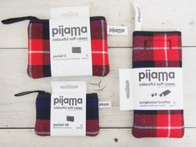 「pijama」ソフトケース パート1
