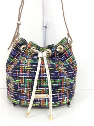 TOPKAPI サマーツイードバッグ
