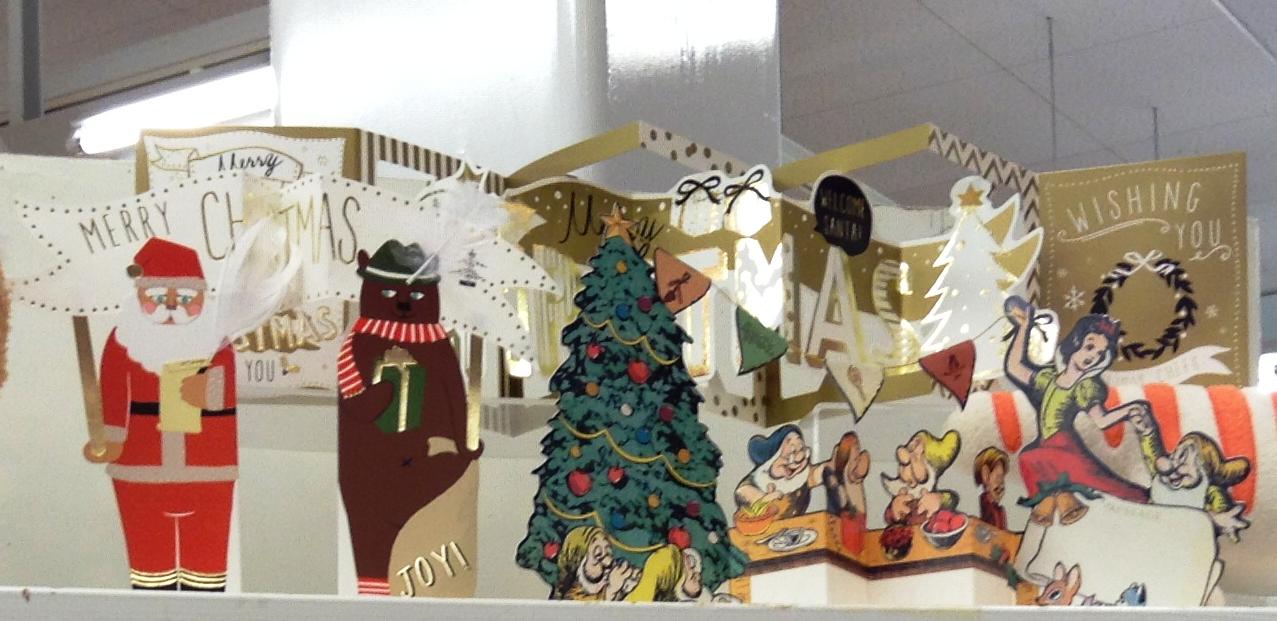 「クリスマスカード」